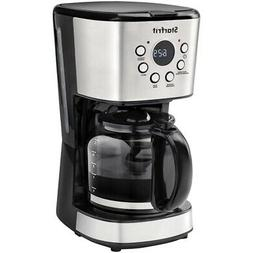 12-Cup Drip Coffee Maker Machine