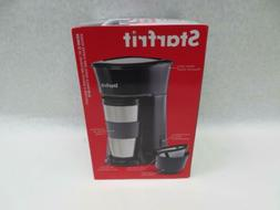 Starfrit 024002-004-0000 Single-serve Drip Coffee Maker With