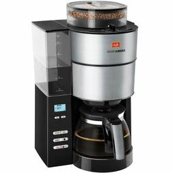 Melitta 1021-21 Coffee Maker of Drip 1000 W 42.3oz with Grin