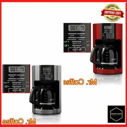 12 cup drip coffee maker programmable brew