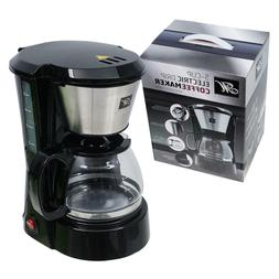 Mercury 5-cup Electric Drip Coffee Maker Brew Pot Kitchen Ap