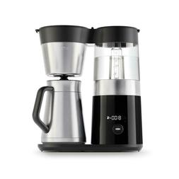 9-Cup Stainless Steel Drip Coffee Maker with Carafe