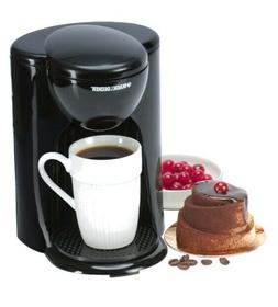 Black and Decker DCM25 1 Cup Drip Cooffee Maker - 220-240 Vo