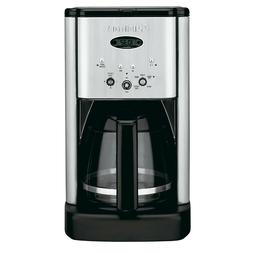 Cuisinart Brew Central 12-Cup Programmable Coffeemaker, Blac