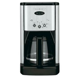 Brew Central 12-Cup Stainless Steel Drip Coffee Maker with G