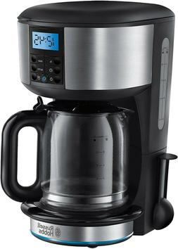Russell Hobbs Buckingham Coffee Maker Of Drip 10 Cups 1000 W