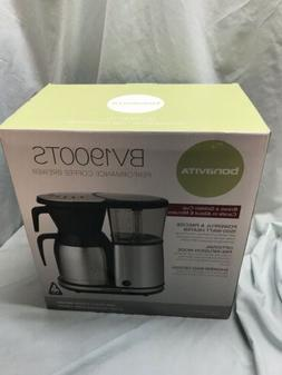 Bonavita BV1900TS 8-Cup Carafe Coffee Brewer, Stainless Stee