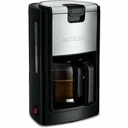 Coffee Machines GCM1835 10-Cup Automatic Drip Maker With Ext
