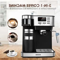 Aicook Coffee Maker Automatic Multifunction Espresso Drip An