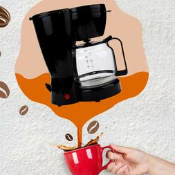 10 Cup Home Coffee Maker Haier Drip Filter Electronic Coffee