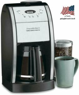 Coffee Maker With Built In Grinder Grind And Brew 12Cup Auto
