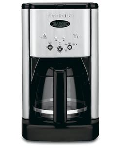 Coffee Maker with Carafe Brew Central 12-Cup Stainless Steel