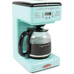 Coffee Maker With Pot Programmable Home Machine Drip Retro 1