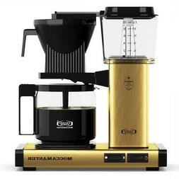 MOCCAMASTER Drip Coffee Maker Pour Over Automatic Shut-Off 1