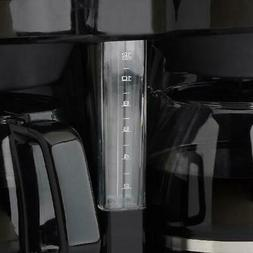 Dual Carafe Coffee Maker 2 Full 12 Cup Pot Large Double Drip