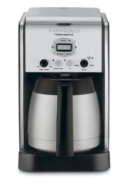 Cuisinart Extreme Brew 10-Cup Drip Free Thermal Programmable