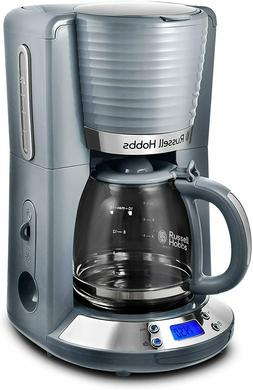 Russell Hobbs Inspire Coffee Maker Of Drip Jug Crystal 15 Cu