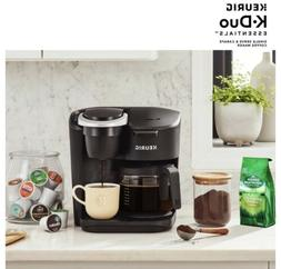 k duo coffee maker 12 cup carafe