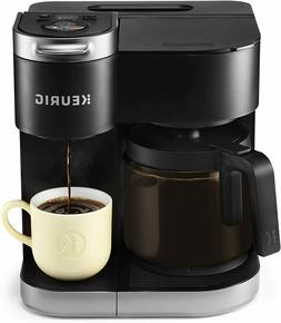 Keurig K-Duo Coffee Maker Single Serve and 12-Cup Carafe Dri