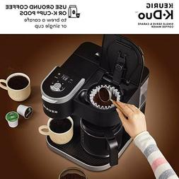 Keurig K-Duo Coffee Maker. SIngle Serve and 12-Cup Carafe Dr