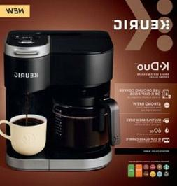 Keurig K-Duo Coffee Maker, Single Serve and 12Cup Carafe Dri