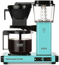 Moccamaster KBG Automatic Drip Stop Coffee Maker  | Turquois