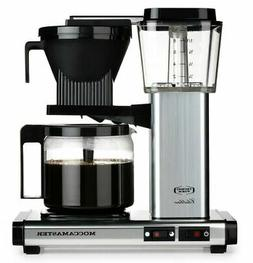 Moccamaster KBG Automatic Drip Stop Coffee Maker  | Polished