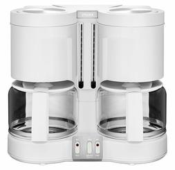 Krups KM8501 Coffee Maker Of Drip Design Double For And Tea