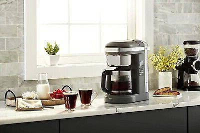 KitchenAid 12-Cup Maker with | Matte