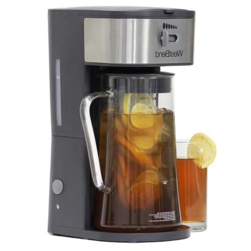 2.75 Tea Iced Maker Cups Infusion Shut New