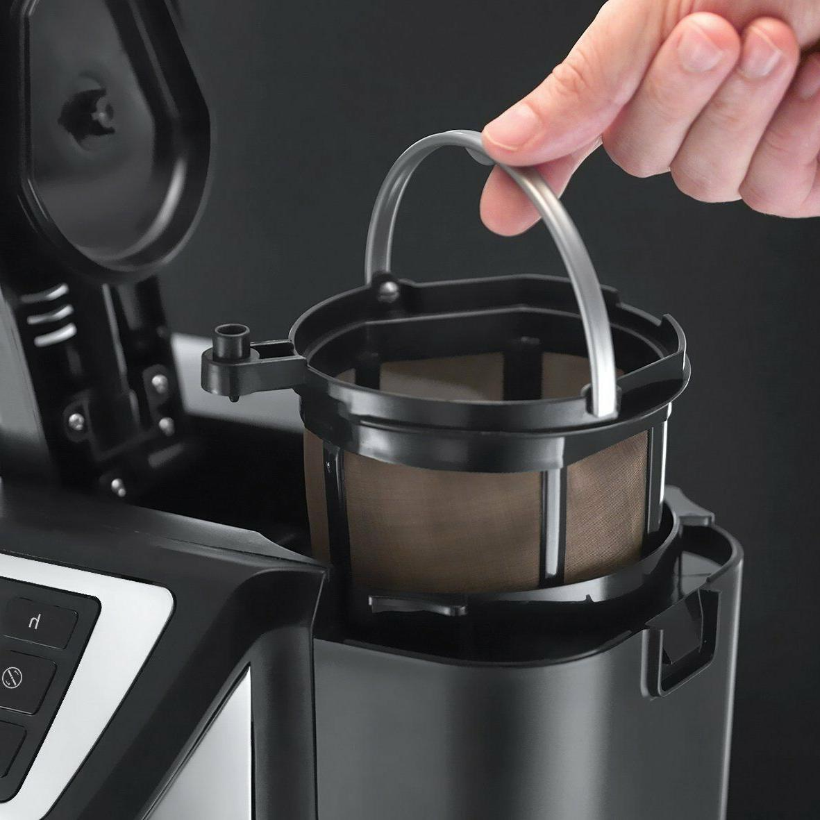 Russell Hobbs 22000-56 Coffee Maker Selector Digital