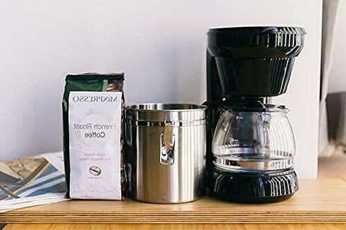 6-Cup Coffee Pot And 5
