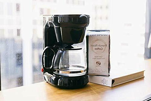 6-Cup Drip Coffee Maker, Pot Including