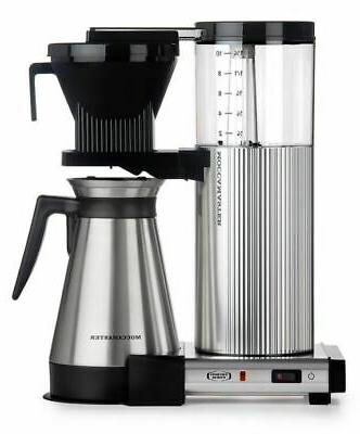 cdgt automatic drip stop 40oz coffee maker