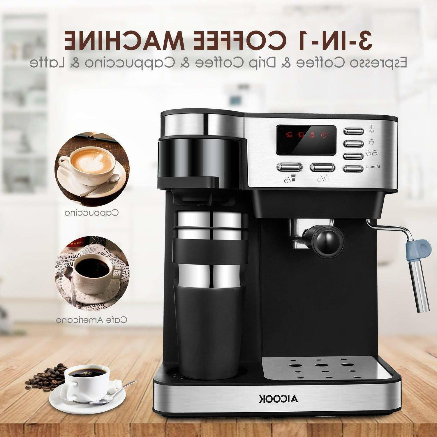 coffee maker automatic multifunction espresso drip