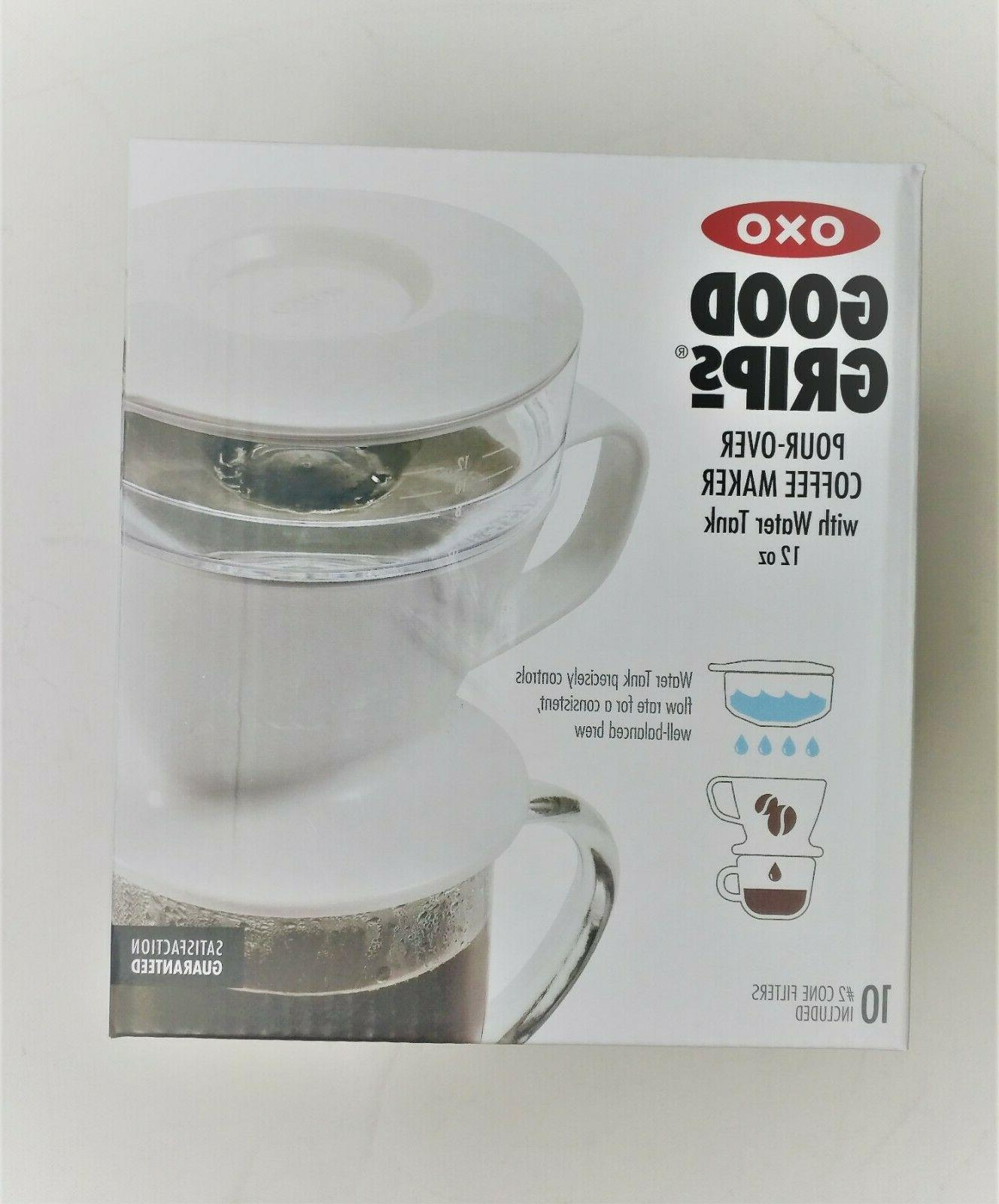good grips drip pour over coffee maker