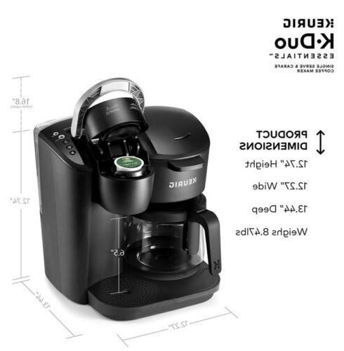 Maker~ Cup Drip Brewer~ Multiple Brew Sizes