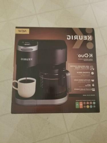 k duo coffee maker single serve