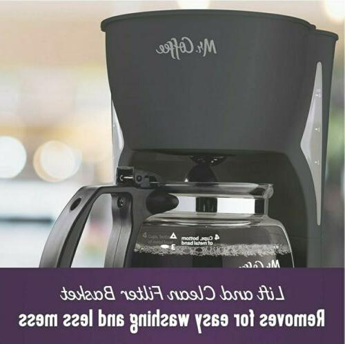 Mr. Coffee DR5 4-Cup Switch Drip