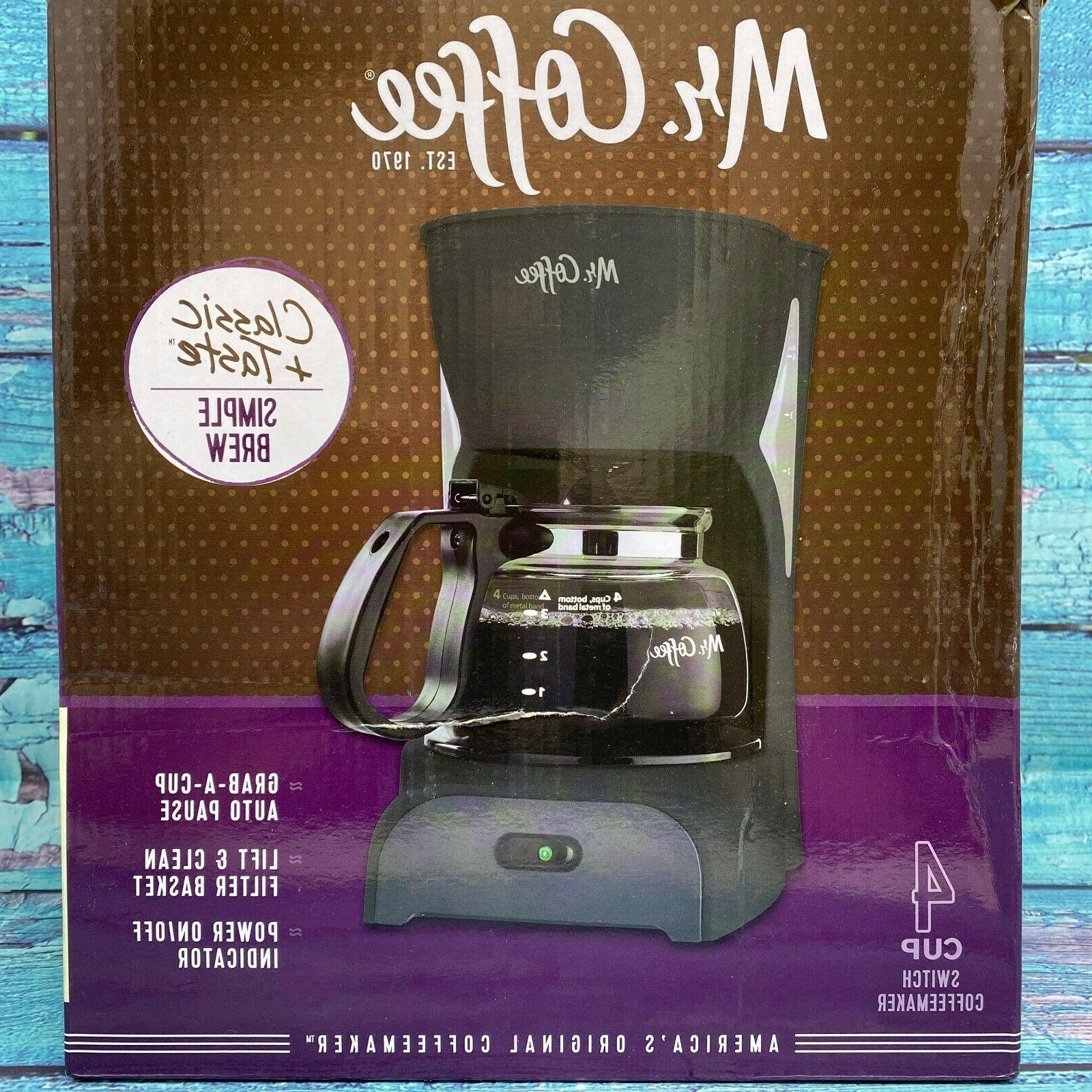 mr coffee switch 12 cup coffee maker