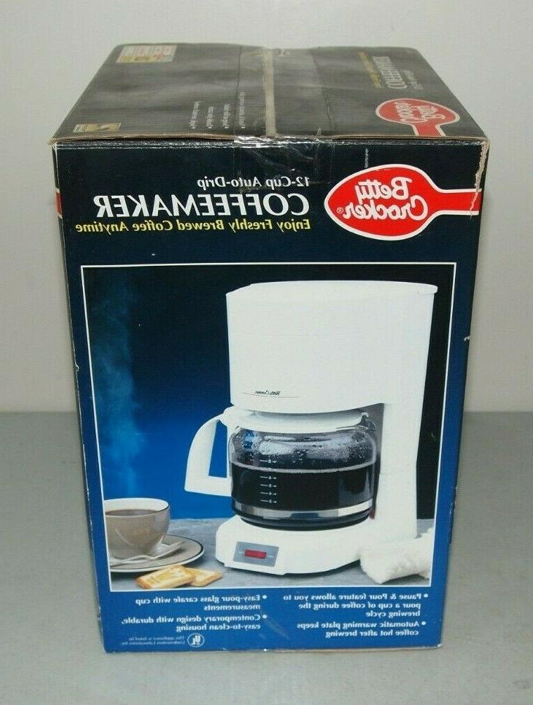 """New!! Cup Auto-Drip MAKER """"Pause &"""