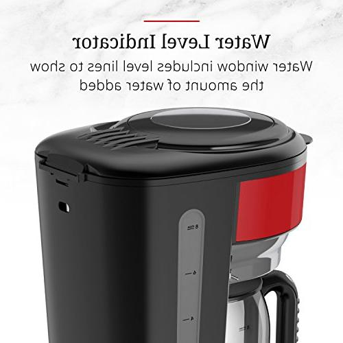 Style Coffeemaker, 8-Cup,
