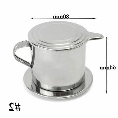 Stainless Steel Coffee Maker Drip Insulated Coffee