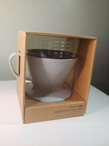 Starbucks-OXO Pour-Over Water