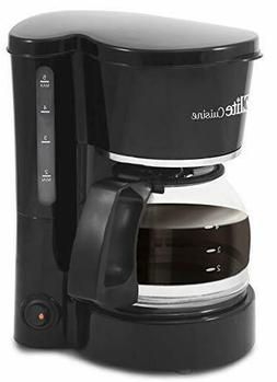 Maxi-Matic Automatic Brew & Drip Coffee Maker 5 Cup Capacity