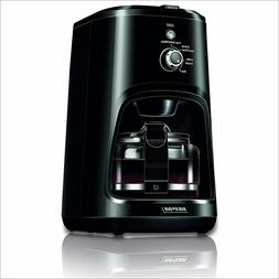 Mpm MKW-04 Coffee Maker of Dripping with Grinder Integrated,