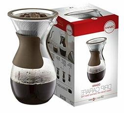 Osaka Pour Over Coffee Maker with Reusable Stainless Steel D