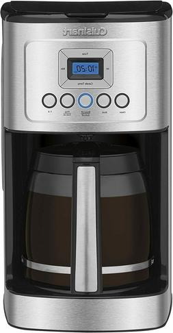 Programmable Coffee Maker PerfecTemp 14 Cup Stainless Steel