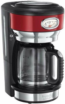retro coffee maker of drip for 10