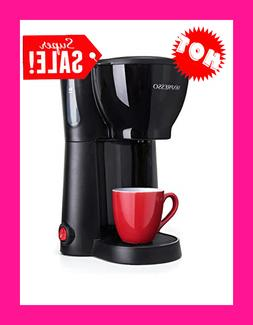 Single Serve Coffee Maker One Cup Small Personal Compact Min